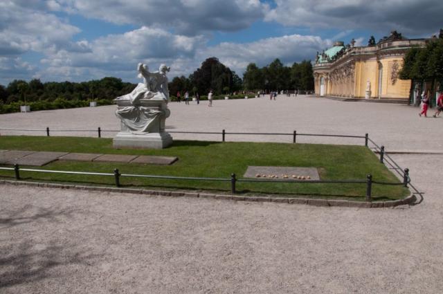 Die Gruft Friedrichs II