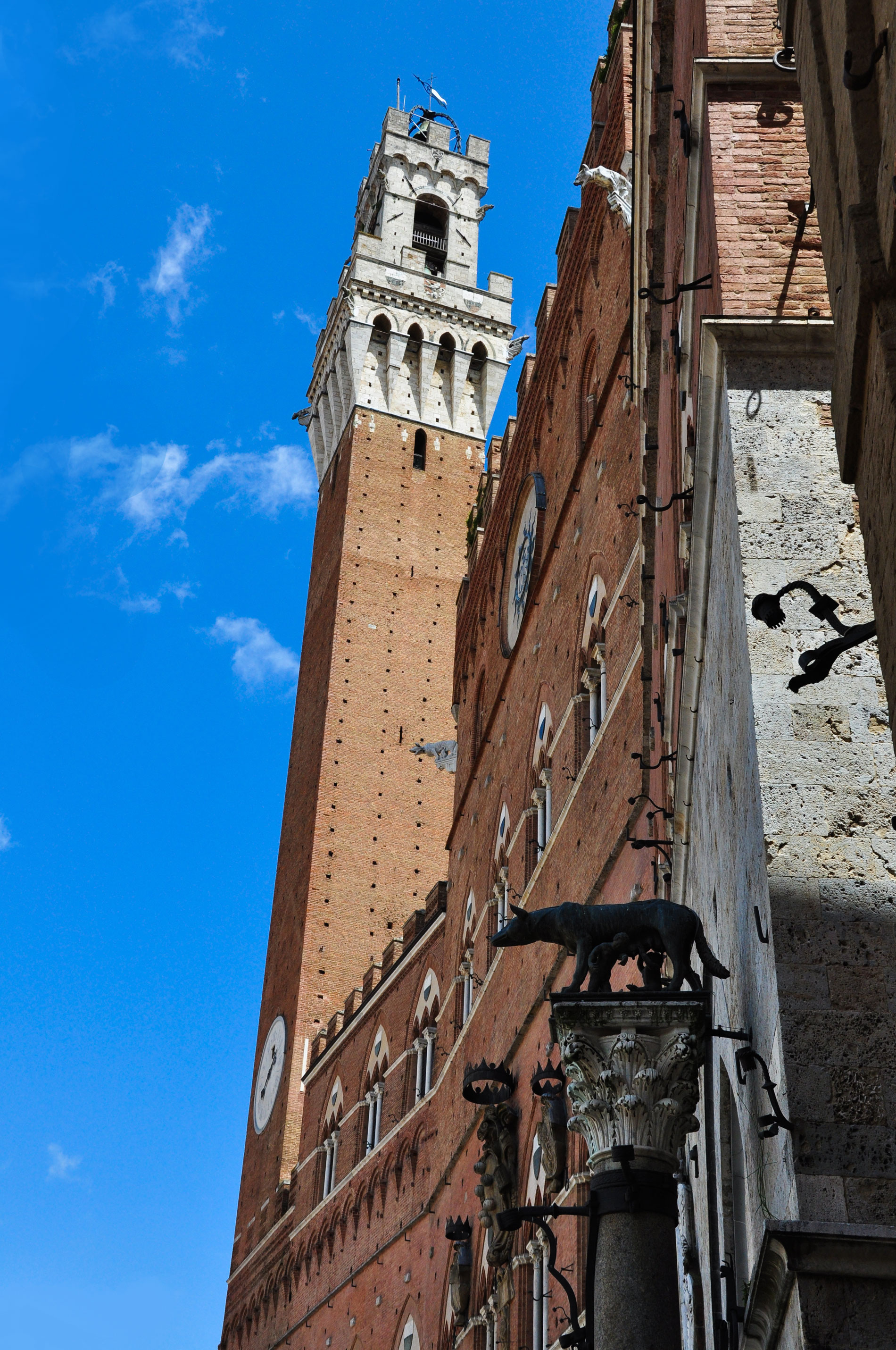 Siena, La Torre del Mangia