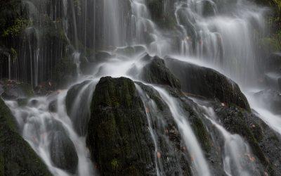 Schwarzwald Wasserfall Rotenbach