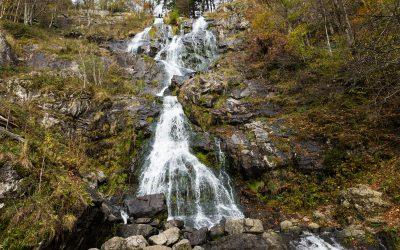 Schwarzwald Todtnauer Wasserfall