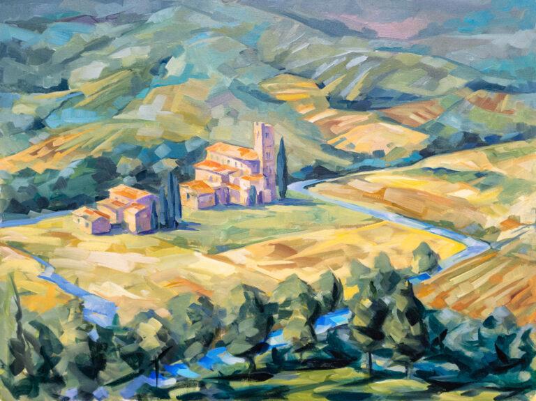Abtei Sant'Antimo