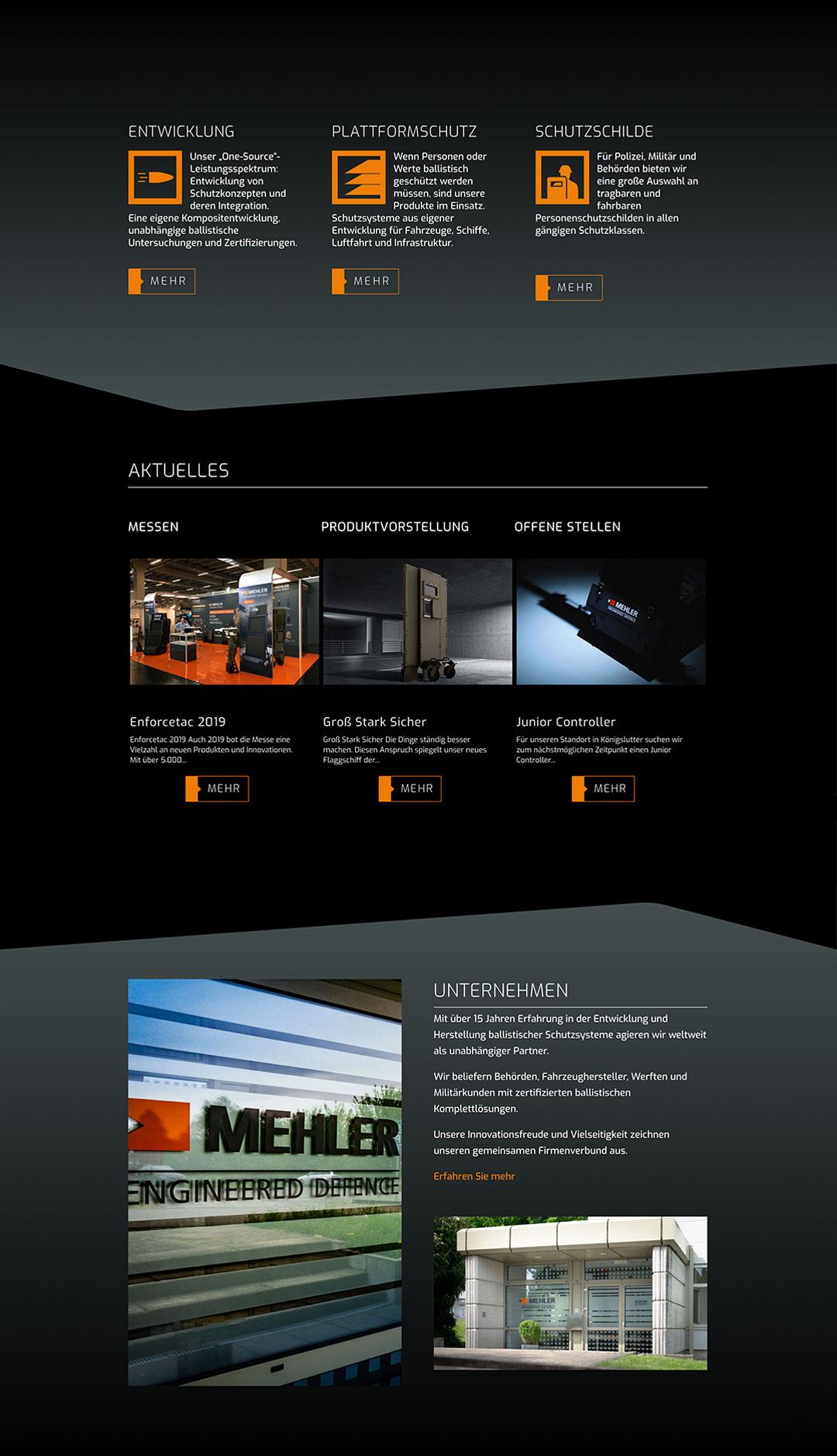Mehler Engineered Defence GmbH